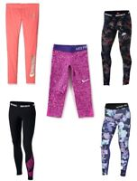 New Nike Girl's Sportswear Capri Leggings SIZE S,M,L,XL MRSP:$45.00