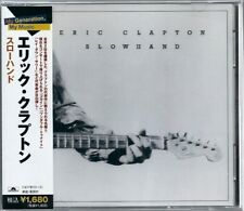 Eric Clapton Slowhand Japan CD w/obi UICY-6190