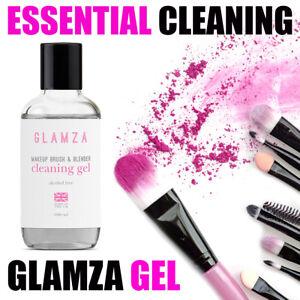 MAKE UP BRUSH CLEANER | Cleansing Gel Solution Makeup Brush & Blender Shampoo