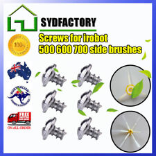6pcs side brush screw for irobot roomba 500,600,700 series 510 580 610 760 650
