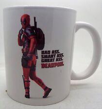 Deadpool Bad ass smart ass great ass 11oz ceramic mug
