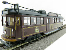 Cooee ELECTRIC POWERED W6 CLASS DIECAST MELBOURNE TRAM RESTAURANT 938 BELA 1:76