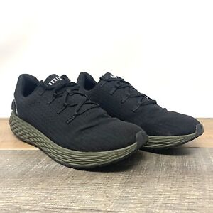 Nobull Ripstop Runners Shoes, Black Ivy - Men's Size 10.5 New