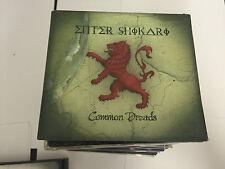 Enter Shikari Common Dreads CD DVD NR MINT 5051865470229