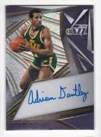 2019-20 Adrian Dantley Auto Panini Revolution Autographs