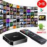 X96 mini 4K WIFI Smart TV Box Android 7.1.2 2GB+16GB S905W Quad Core H.264