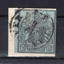 HANOVRE 1 Joli timbré coin de lettre de luxe (a6319