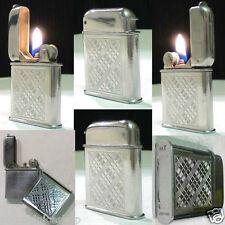 BRIQUET Ancien - LUXUOR TM type - standard - Vintage LIGHTER Feuerzeug Accendino