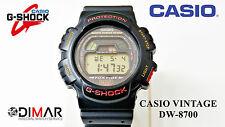 VINTAGE CASIO DW-8700 G-SHOCK FOX FIRE QW.1548 JAPAN WR.200