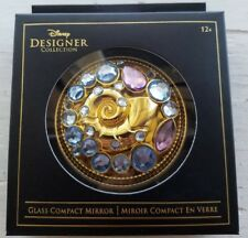 D23 Expo 2017 Disney Designer Ariel Little Mermaid Jeweled Shell Compact Mirror