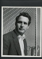 NICE EARLY PORTRAIT OF PAUL NEWMAN - 1950s