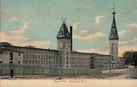 Postcard Royal Mills Riverpoint RI Rhode Island