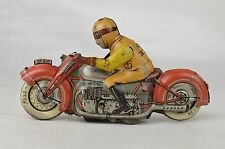 "George Fischer Motorcycle 5 1/4"" Long US Zone Germany Good Working Condition"