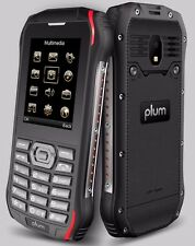 Rugged Cell Phone Unlocked Tmobile MetroPCS GSM Water Shock Proof IP68 E600RED
