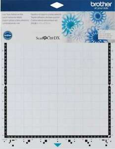 """BROTHER Scan N Cut DX / SDX1200 12""""x12"""" Low Tack Cutting Mat (CADXMATLOW12)"""