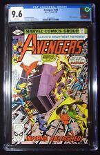 Avengers #193 (1980 Marvel) CGC 9.6...Inferno (Joseph Conroy) app.