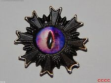 Steampunk pin badge brooch dragon's eye game of thrones Harry Potter #21