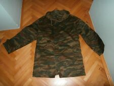 Bosnian Serb Army (Vojska Republike Srpske) brown tiger camouflage winter jacket