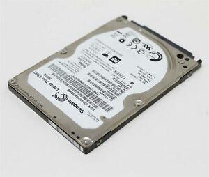 "Seagate Hybrid SSHD Thin Slim Laptop Hard Drive 2.5"" 500GB 5400RPM | ST500LM000"