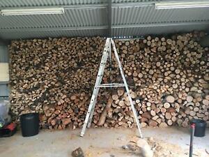 FIREWOOD - Dry quality split and cut firewood
