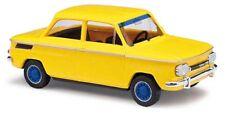 Busch 48415 ESCALA TT Nsu 1000 TT, amarillo # NUEVO EN EMB. orig. #