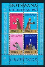 Mint Never Hinged/MNH Batswana Stamps