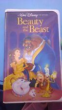 DISNEY THE BEAUTY AND THE BEAST CHRISTMAS 06/02/92-E