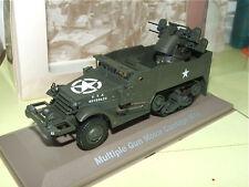 MULTIPLE GUN MOTOR CARRIAGE M16 MILITAIRE ATLAS