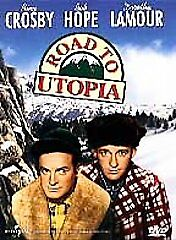Road to Utopia (DVD, 1998) Brand New, Sealed