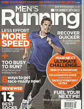 MEN'S RUNNING, UK EDITION   MARCH, 2014    ( FIND YOUR NEXT EVENT ! )