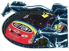 1999 Press Pass Premium Steel Horses 9 Jeff Gordon's Car