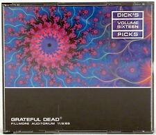 Grateful Dead Fillmore 11/8/69 Dick's Picks Vol 16 Sixteen 3 CDs San Francisco