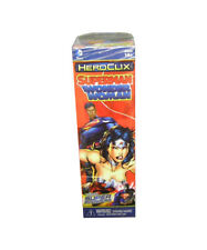 Heroclix Heroclix Superman/Wonder Woman BOOSTER PACK