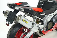 SILENCIEUX ARROW ALU APRILIA RSV 1000 R FACTORY 2004/08 - 71677AO