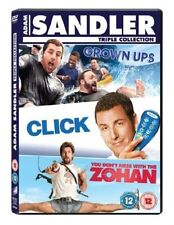 Click Grown UPS You Don T Mess With The Zohan 5035822560017 DVD Region 2