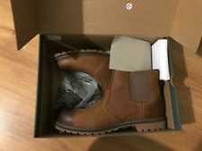 Timberland Bradstreet Leather Boot for Men, Size UK 10M - Brown