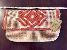 Eternal Clutch Sahara - Billabong BNWT - Ladies - Embroidered Wool Look