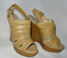 Siren Wedge Leather Heels for Women