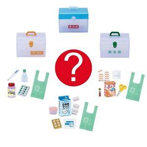 Blind Box 1:6 Dollhouse Medicine First Aid Bathroom Accessory 1 Random Toy