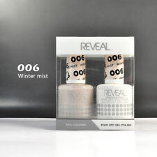 Reveal Gel Polish & Nail Lacquer Matching Duo #006 Winter Mist