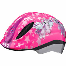 Bike Fashion Kinderhelm Filly Unicorn integr. Insektenschutznetz XS