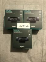 Logitech C920S Pro HD 1080p Webcam Brand New In Hand F960-001251