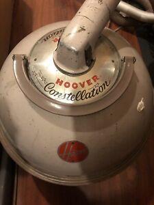 Vintage Hoover Constellation Vacuum Cleaner Model 82