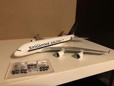 Singapore Airlines A380 1:200 MIT FAHRWERK/WITH LANDING GEAR