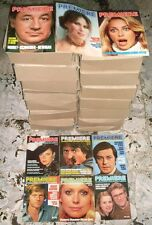 RARE intégrale revues PREMIÈRE LE MAGAZINE DU CINÉMA du n°1 au 309 (1976 à 2002)