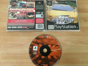 NEED FOR SPEED III (3): HOT PURSUIT PLAYSTATION PS1 PAL GAME BOXED NO MANUAL