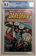 DAREDEVIL #111 CGC 8.5 1st. App. SILVER SAMURAI (1974)