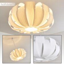 Lampe à suspension Plafonnier Lampe pendante blanche Luminaire Lampe de séjour