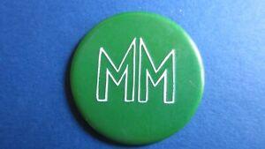 Beer Brand Weissenburg Mack & Michel MM 1 11/32in Me. Digital 33218.8 (6732)