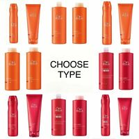 Wella Enrich and Brilliance Shampoo and Conditioner Duos ***CHOOSE TYPE***